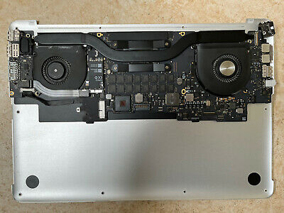 £199.99 • Buy Apple MacBook Pro 15 I7 2.3 GHz 16GB LOGIC BOARD And BASE (late 2013/mid 2014)