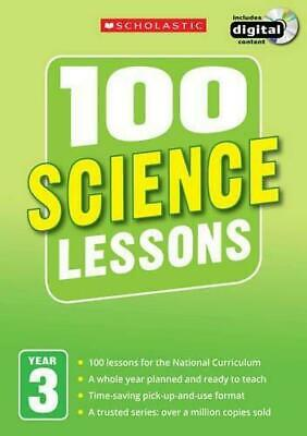 £9.56 • Buy 100 Science Lessons: Year 3 (100 Lessons - 2014 Curriculum), Anderson, Malcolm,