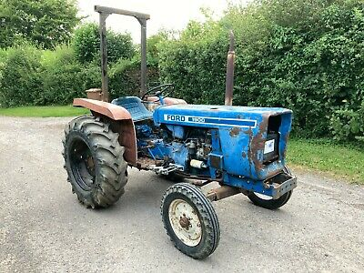 £2200 • Buy Ford 1900 Compact Tractor