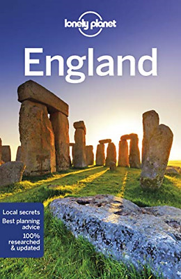 £5.50 • Buy Lonely Planet England (Travel Guide), Parkes, Lorna,Ward, Greg,Le Nevez, Catheri
