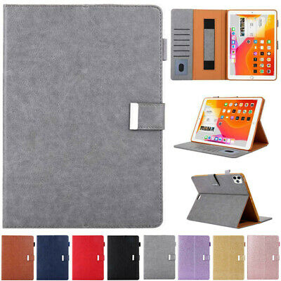 AU23.99 • Buy For IPad 5/6/7/8/9th Gen Air Mini 6 Pro 11 Smart Leather Wallet Stand Case Cover