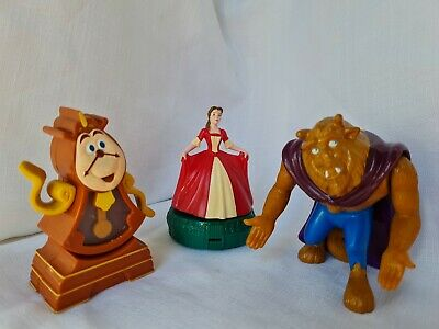 £0.99 • Buy McDonald's Disney Happy Meal Toys Vintage Beauty And The Beast 1992