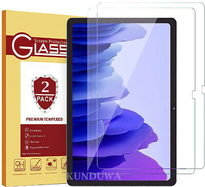 £3.92 • Buy Tempered Glass Screen Protector Film For Samsung Galaxy Tab A7 10.4  T500 T505