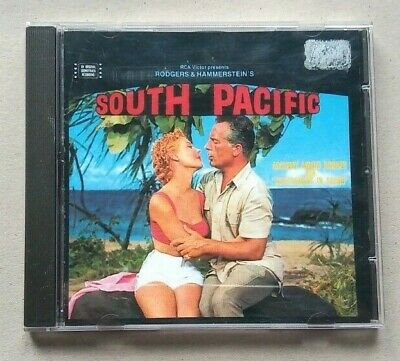 £2.40 • Buy Music CD Album:  South Pacific  Soundtrack, Rodgers & Hammerstein, 1988