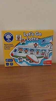 £5 • Buy Orchard Games Lets Go Lotto Game