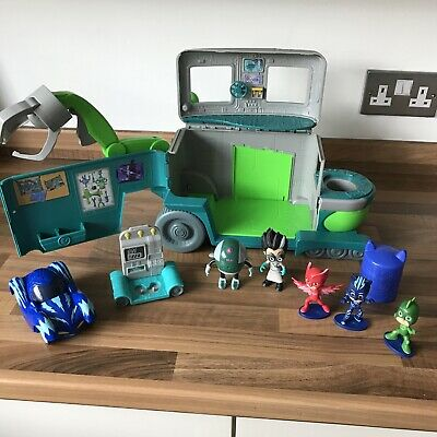£29.99 • Buy PJ MASKS Romeo's Lab Play Set With Extra Figures + Car
