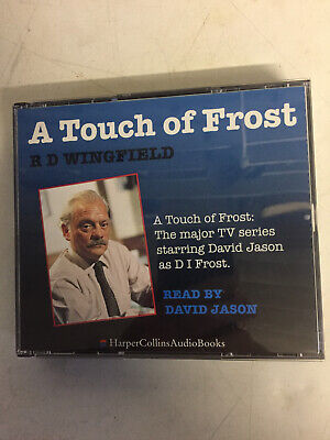 £5.30 • Buy A Touch Of Frost By Wingfield, R. D. CD-Audio Book Read By David Jason