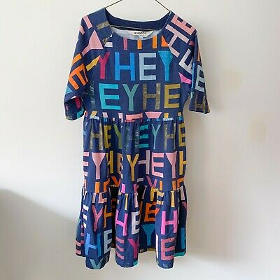 AU162 • Buy GORMAN 'Hey Hey' Dress, Excellent Condition, Size 6