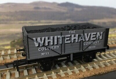£19.80 • Buy Dapol Whitehaven Colliery Ltd. Edition #61/180 7 Plank Wagon With Coal Load - OO