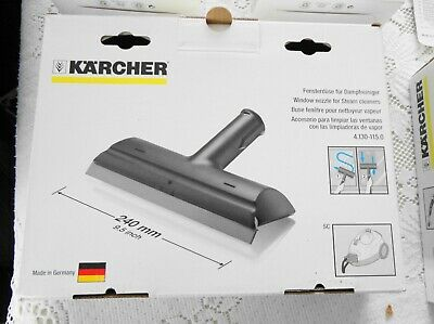 £12 • Buy Karcher Replacement Window Nozzle For Steam Cleaner Ref 4.130-115,0