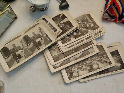 £21.53 • Buy Antique Collectible Stereoscope Viewer Cards Numbers 2-50  Sears Roebuck