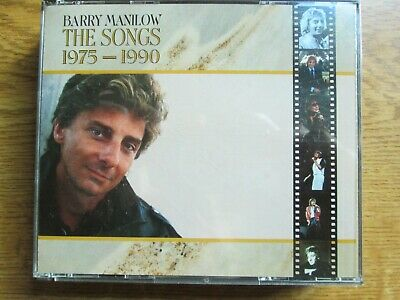 £1.10 • Buy Barry Manilow- The Songs 1975-1990  2 X Cd Set, 38 Tracks, With Booklet. Arista.