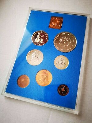 £12 • Buy A 1972 UK Proof Coin Set