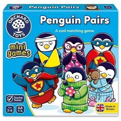 £4.99 • Buy ORCHARD TOYS - Penguin Pairs