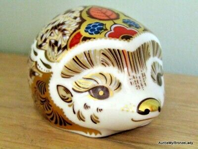 £55 • Buy RCD Bramble Hedgehog Paperweight, Ist Quality & Excellent Condition