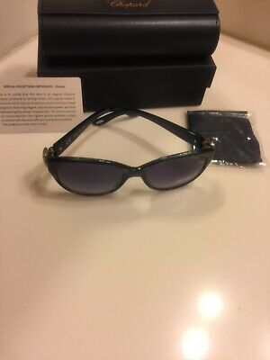 £131.20 • Buy  Chopard Sunglasses With Swarovski Crystals $720 Brand New With Box Unique!!!