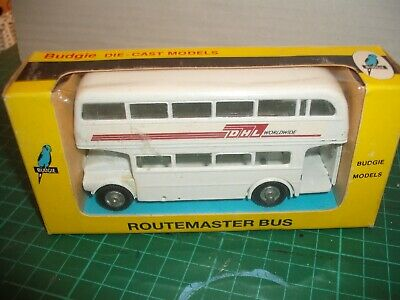£5 • Buy Budgie  Diecast Routemaster Dhl  Bus Models