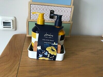 £8.99 • Buy Joules Hand Wash & Hand Lotion Gift Set