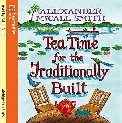 £3.63 • Buy Tea Time For The Traditionally Built: The No. 1 Ladies' Detective Agency 10, Aud