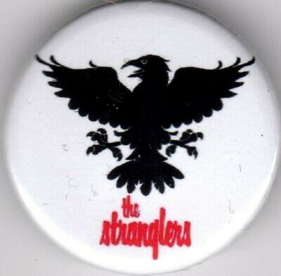 £1.15 • Buy THE STRANGLERS Pin Button Badge 25mm - PUNK ROCK - GOLDEN BROWN PEACHES RATTUS