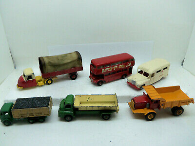 £55 • Buy Budgie Diecast Toys Job Lot 6 Models For Collecting Or Restoration - Good Lot