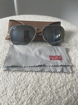 £39.99 • Buy Ray-ban RB3025 - Aviator Large Metal W3277 (silver - Silver Mirror)