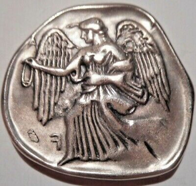 £99.99 • Buy Greece,Greek Silver Medal For Olympic Games 2004 - Sponsoring Programme May 2000