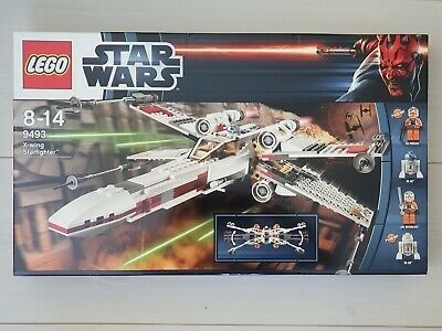 £87 • Buy LEGO Star Wars X-wing Starfighter (9493) - Discontinued - NEW In Unopened Box