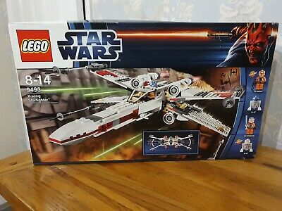 £100 • Buy Star Wars Lego X-wing Starfighter -  9493 New And Sealed