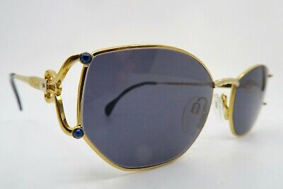 £12.49 • Buy Vintage 90s Chopard Sunglasses Mod C021 Size 53-19 130 Made In France