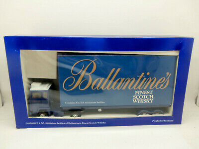 £55 • Buy Corgi Toys No.1191 Ford Truck & Trailer Ballantines - Mint And Boxed
