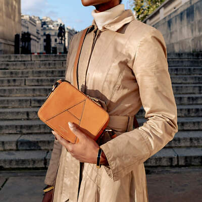 £41 • Buy Aspinal Of London Camera A Bag In Smooth Tan This Season Pristine Condition 295£