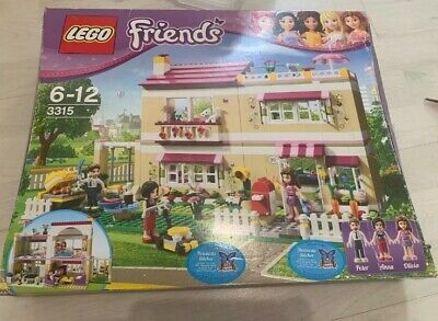 £20 • Buy LEGO Friends Olivia's House (3315) Complete Boxed And Retired Set