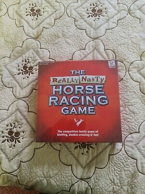 £15 • Buy The Really Nasty Horse Racing Game New