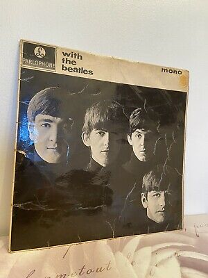 £6.95 • Buy Beatles With The Beatles PMC 1206 1963