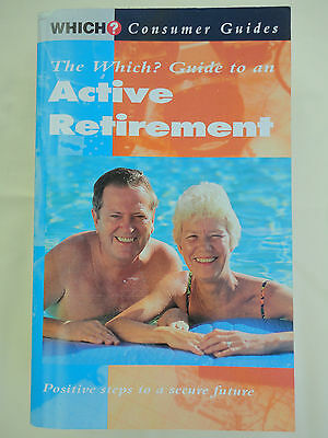 £6.50 • Buy The Which Guide To Active Retirement
