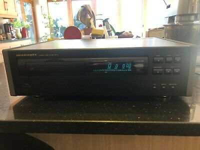 £350 • Buy Marantz CD10 Cd Player With Remote Control Fully Serviced Very Good Condition