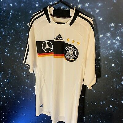 £19.95 • Buy Germany Adidas 2008 Large Good Condition Mercedes-Benz White
