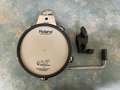 AU125 • Buy Roland PD-85 Mesh V-Drum Digital Electronic Pad With Clamp And Rod