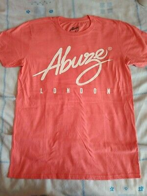 £2.79 • Buy ABUSE LONDON T-SHIRT. BRAND NEW WITHOUT TAGS. SIZE M (ref 332)