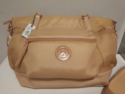 AU14.50 • Buy Mimco Splendiosa Baby Nappy Bag Pancake Color Free Baby Change Mat New With Tag