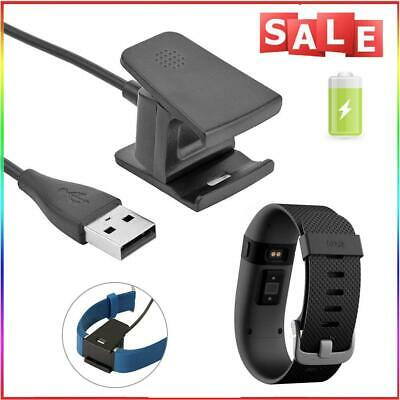AU8.49 • Buy #QZO USB Charger Cable Data Wire Cradle Charger Dock W/Chip For Fitbit Charge 2