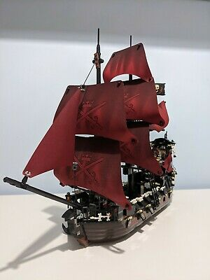 £10 • Buy LEGO Pirates Of The Carribean: Queen Anne's Revenge 4195