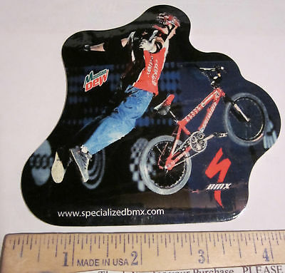 $ CDN6.31 • Buy SPECIALIZED BMX NOS Old School Frame Road Ride Bikes Bicycle STICKER DECAL