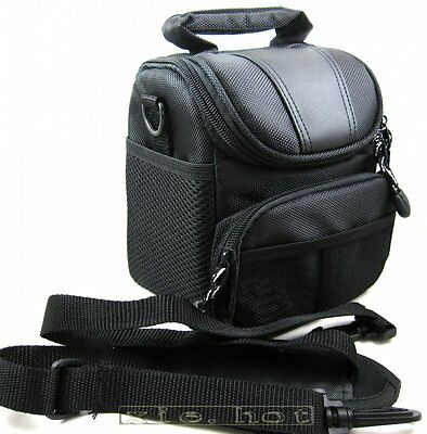 AU14.82 • Buy Camera Case Bag For Panasonic Lumix DMC GH1 GH2 GF3 G2 G10 G3 FZ150 FZ40 FZ70