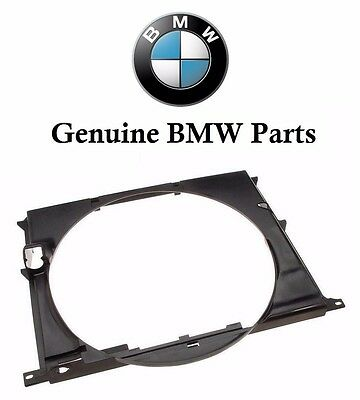 $69.43 • Buy For BMW E36 323 325 328 M3 Z3 Engine Cooling Fan Shroud Genuine