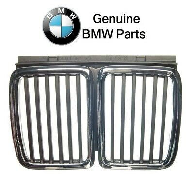 $74.22 • Buy For BMW E30 318i 325 325e 325es 325i 325is 325iC M3 Front Center Grille Genuine