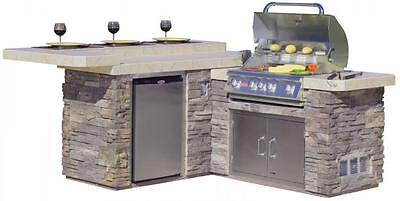 $7999 • Buy Bull  -  Jr Gourmet Q - Outdoor Island Kitchen, #31023. WE WILL BEAT ANY PRICE