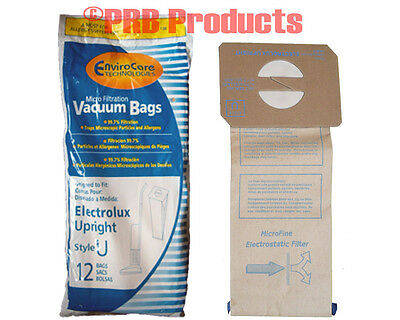 $12.71 • Buy Electrolux Aerus Epic Prolux LX LXE Upright Style U Allergy Vacuum Cleaner Bags