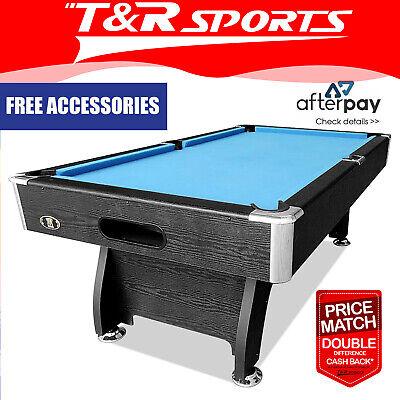 AU640.99 • Buy 8FT Blue Pool Snooker Billiard Table W/Free Gift-Perfect For The Home Game Room*